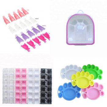 10. Dụng Cụ Làm Nail (Nhựa)