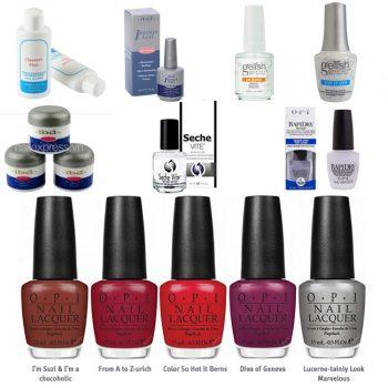 05. Nail polish - Gel Polish